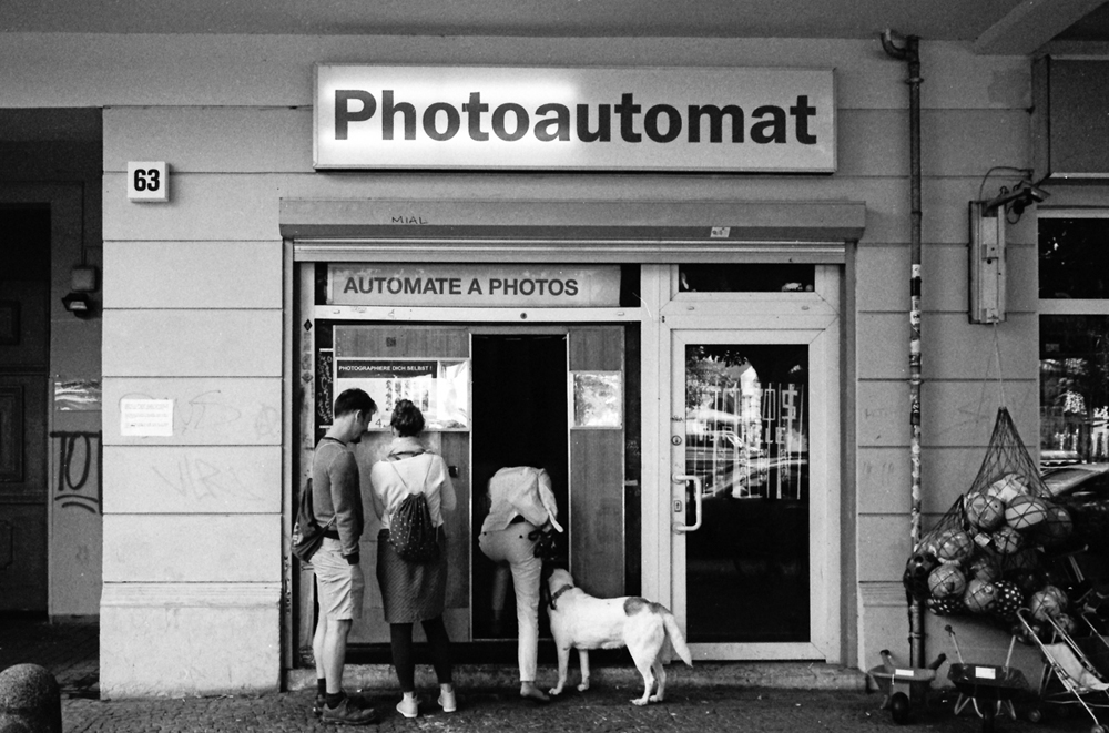 Urban Street Diving Berlin Photo Booth