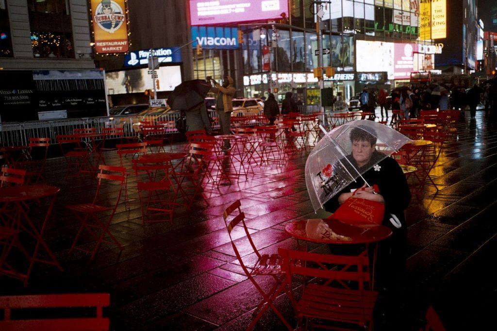 Urban Street Diving Christopher Voss New Yorkj