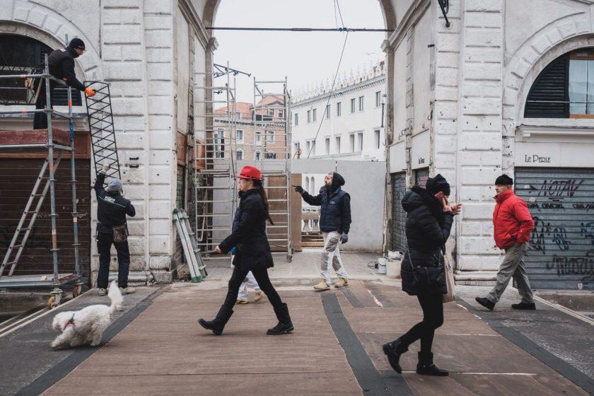Urban Street Diving Michele Berlingeri Venice